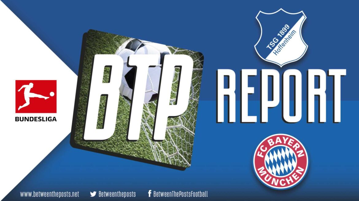 TSG 1899 Hoffenheim – Bayern Munich: Deadly Finishing Delivers Huge Hoffenheim Win (4-1)