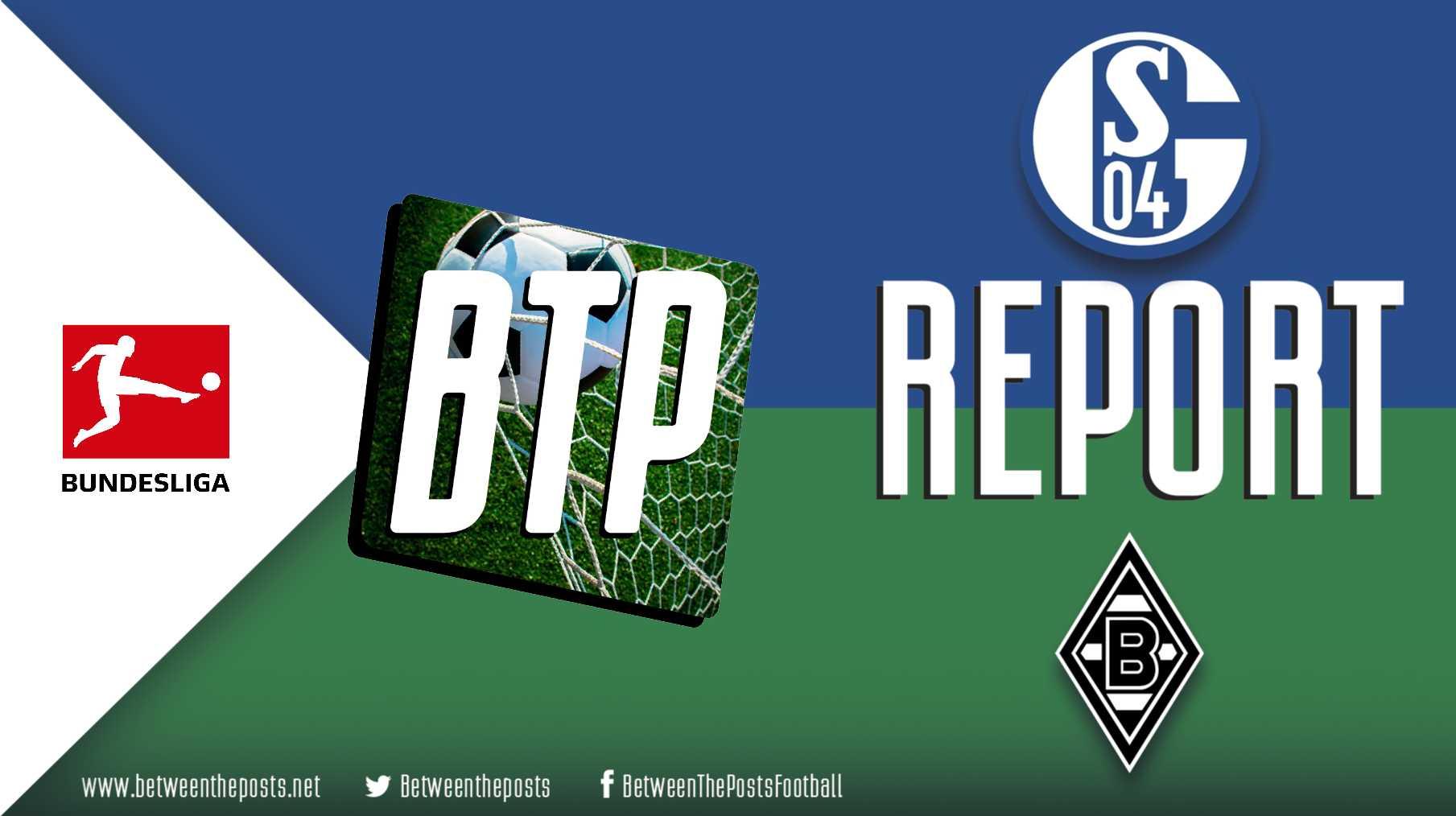 Tactical analysis Schalke 04 Borussia Monchengladbach 2-0 Bundesliga