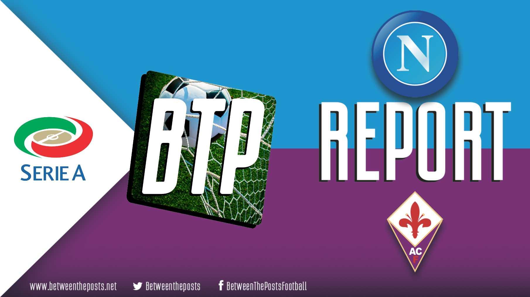 Tactical analysis Napoli - Fiorentina 0-2 Serie A