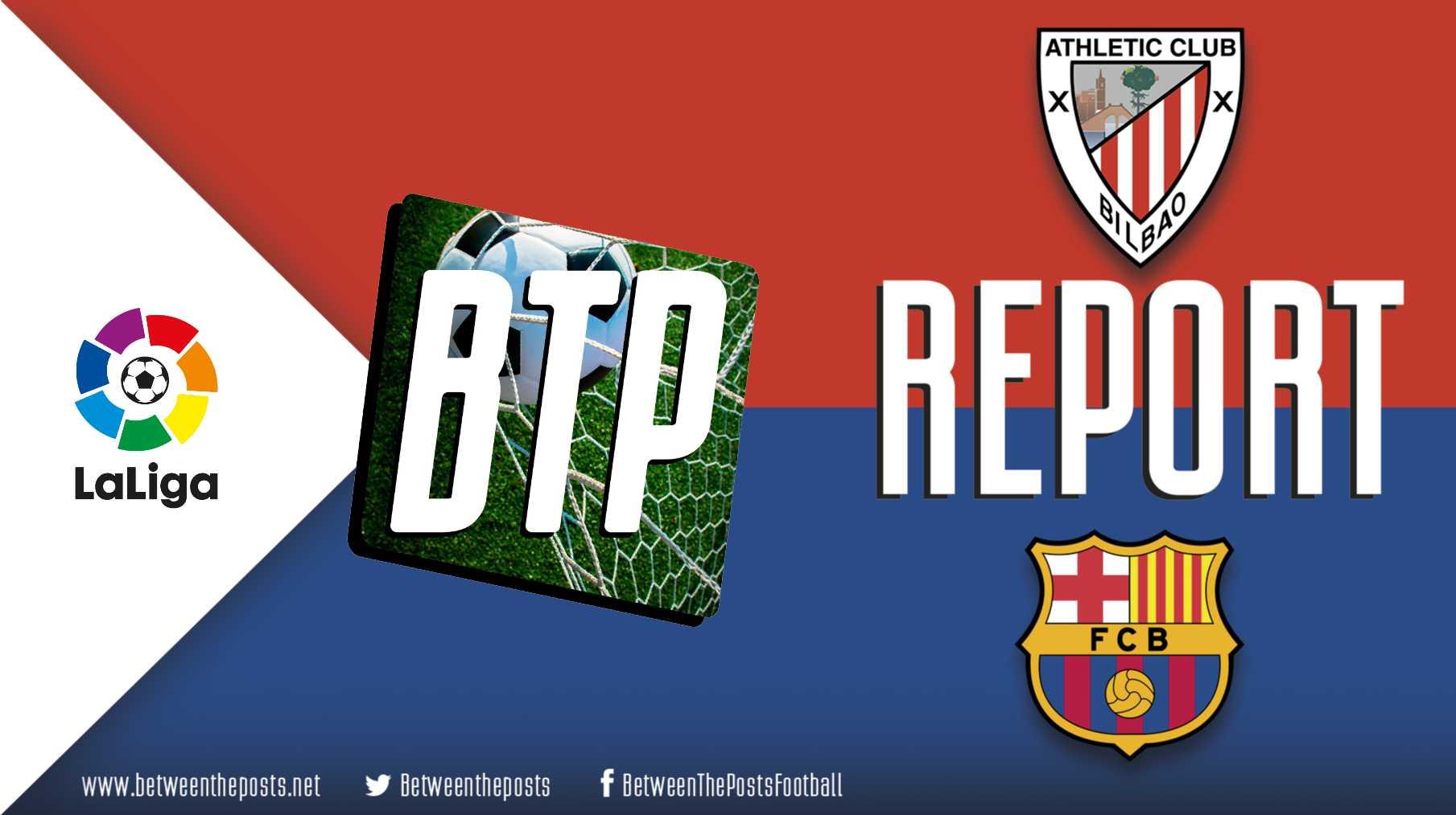 Tactical analysis Athletic Club Barcelona 1-1 LaLiga