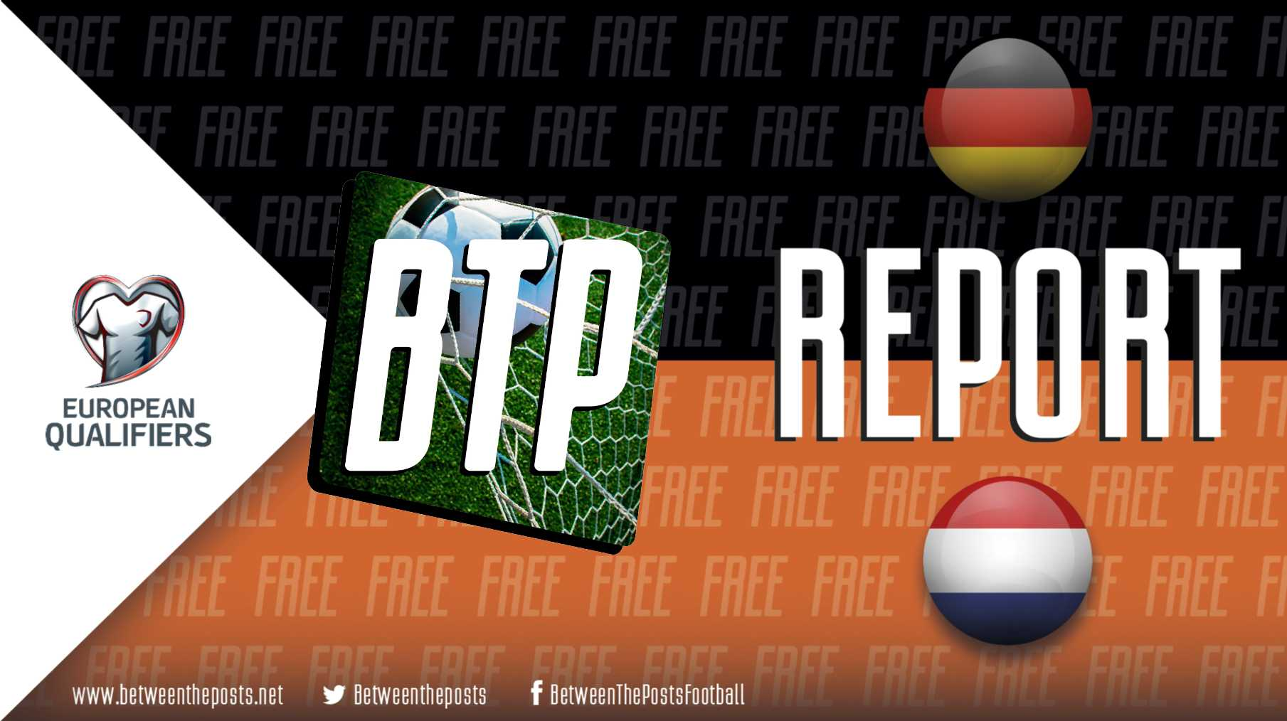 Tactical analysis Germany Netherlands 2-4 Euro Qualifiers