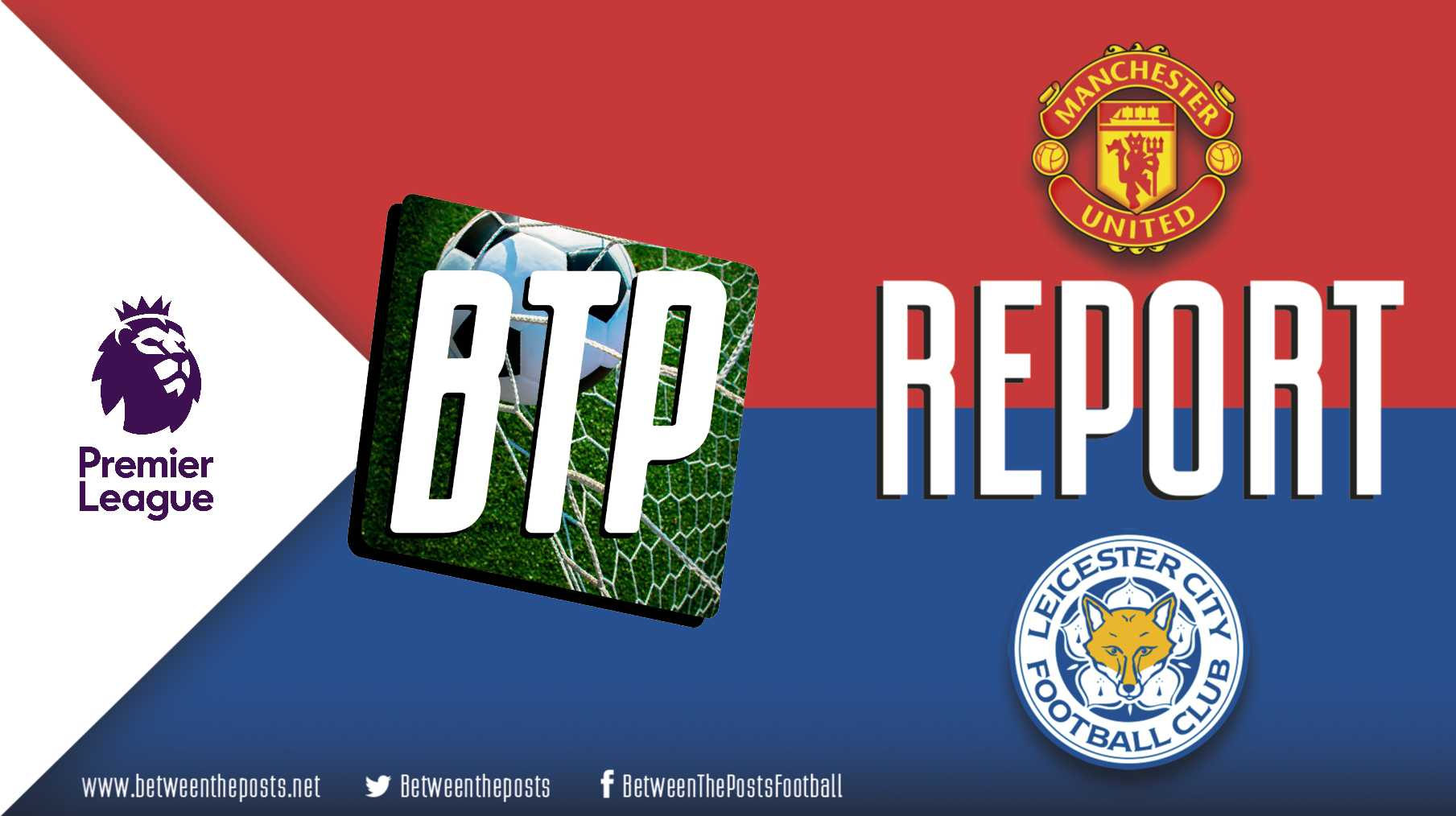 Tactical analysis Manchester United Leicester City 1-0 Premier League