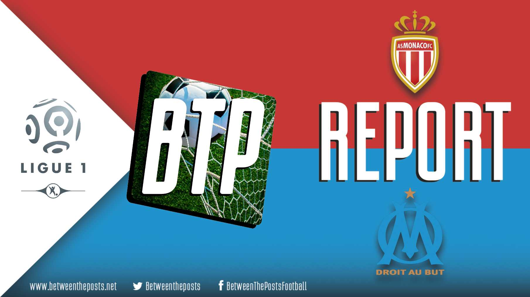 Tactical analysis AS Monaco Olympique Marseille 3-4 Ligue 1