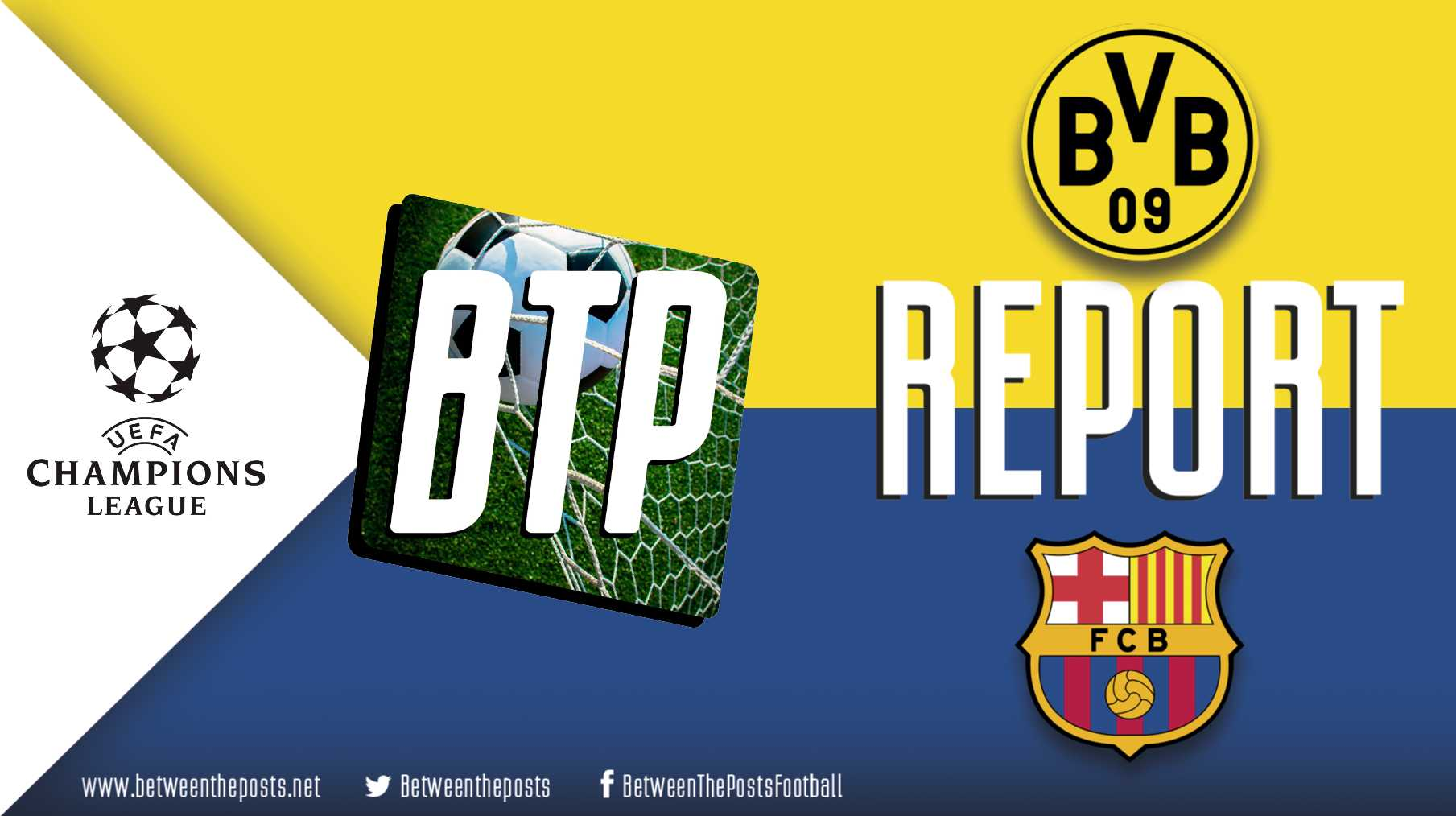 Tactical analysis Borussia Dortmund Barcelona 0-0 Champions League