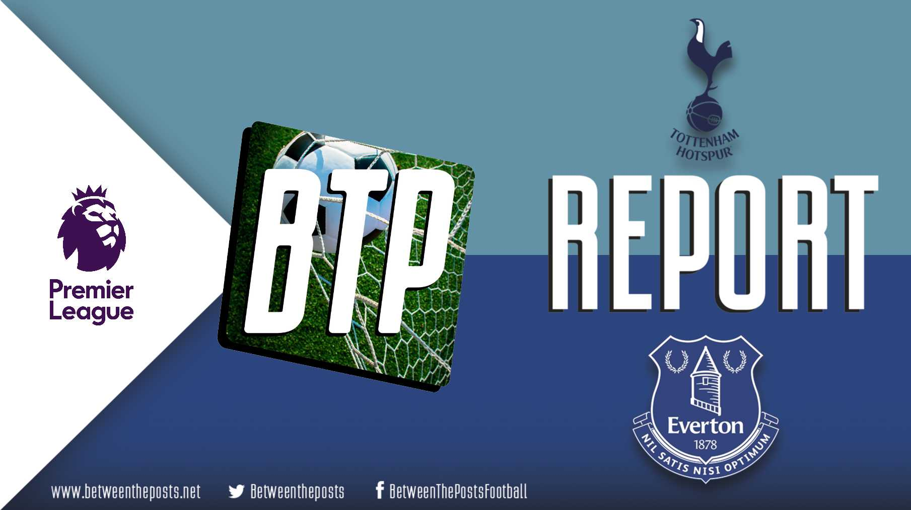 Tactical analysis Tottenham Hotspur Everton 0-1 Premier League