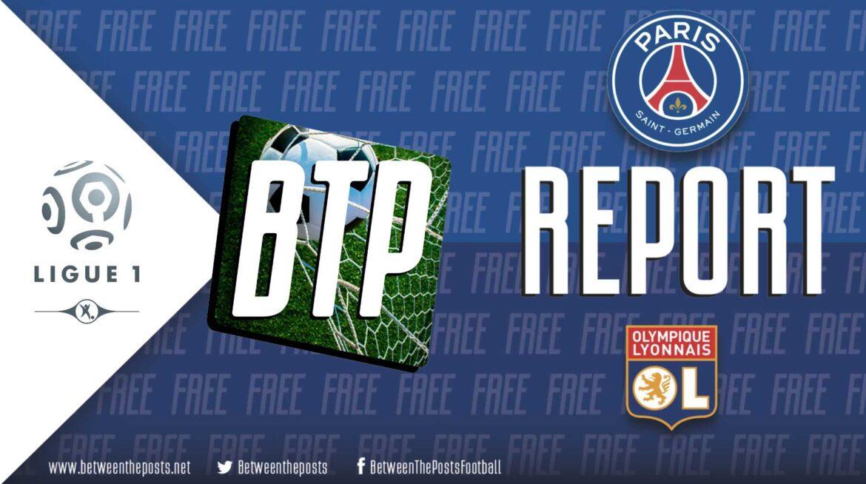 Paris Saint-Germain – Olympique Lyonnais: Super Mauro Spares Mauricio's Blushes (2-1)