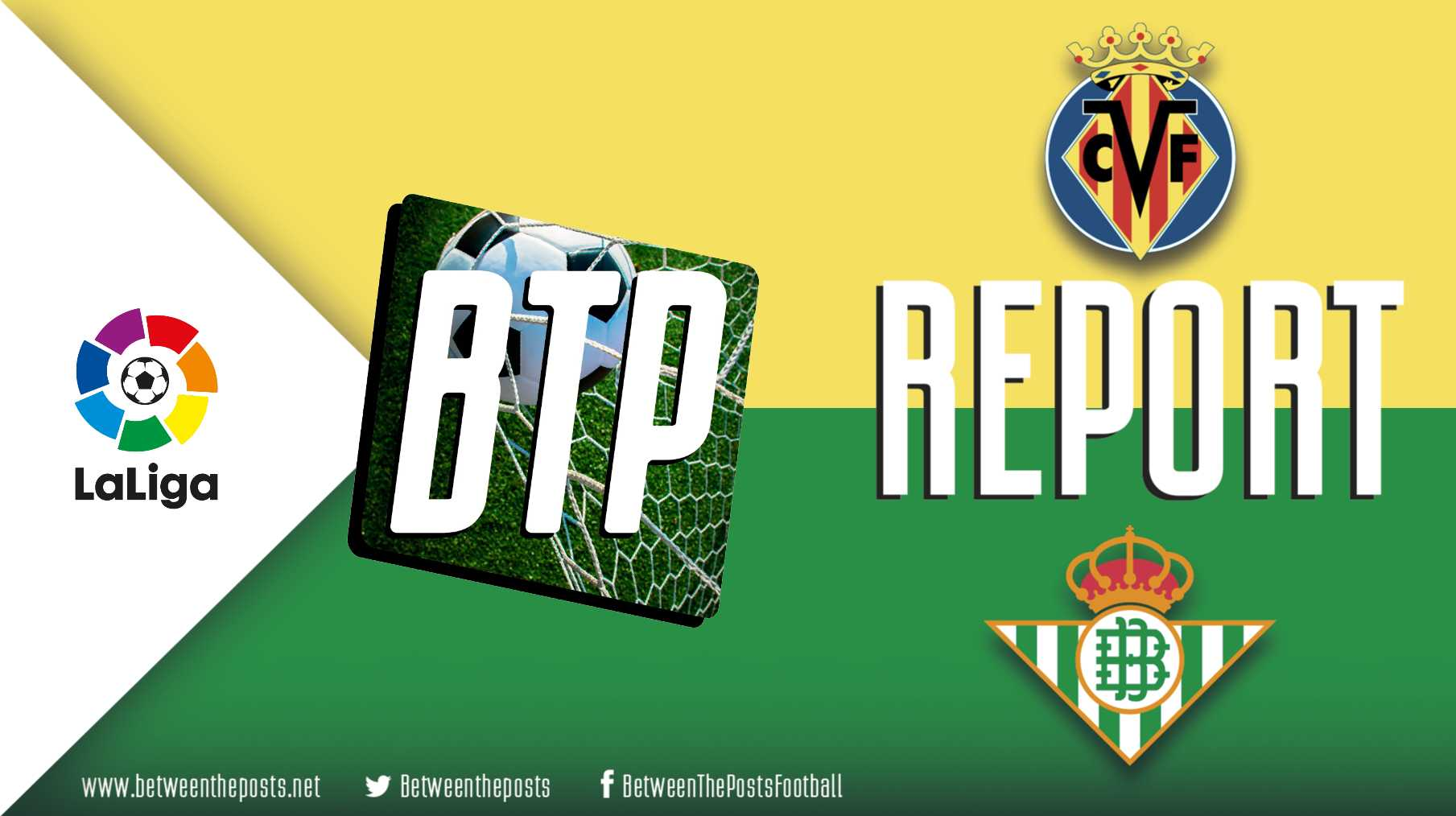 Tactical analysis Villarreal Real Betis Sevilla 5-1 LaLiga