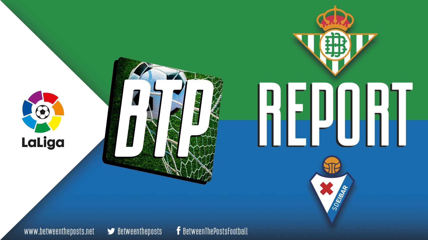 Betis Eibar tactics