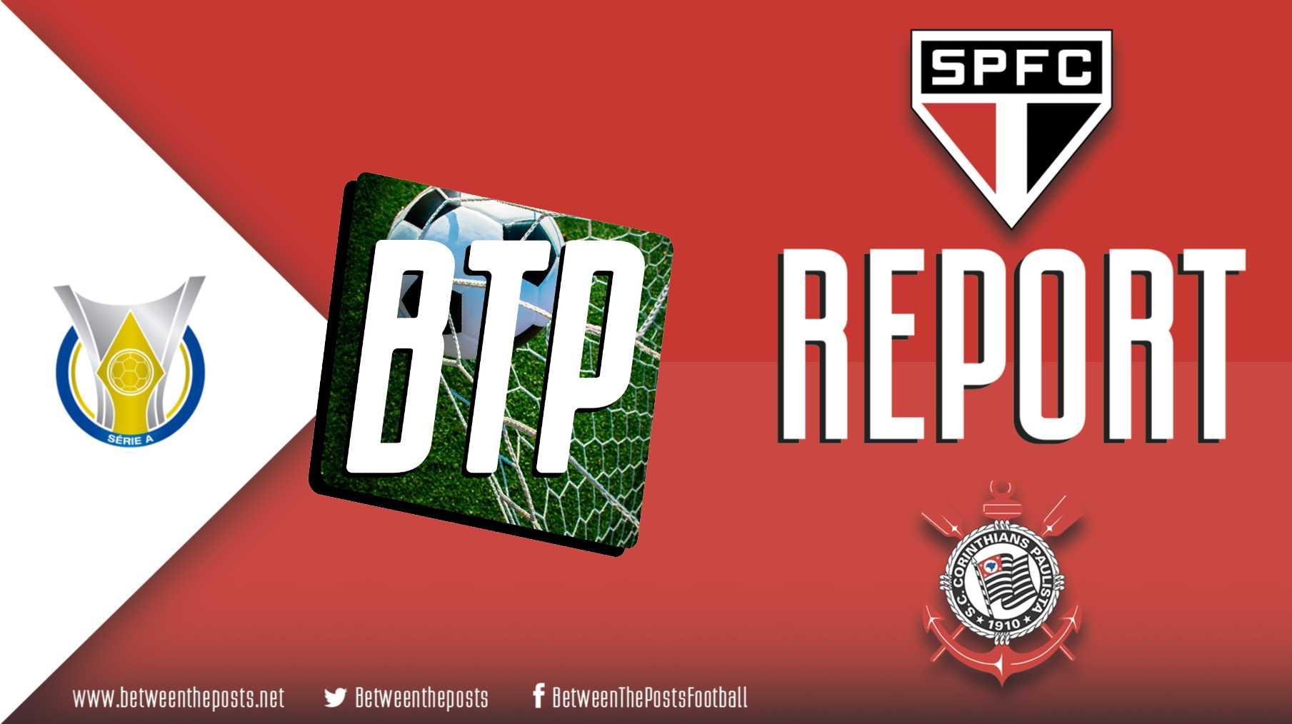 Sao Paulo Corinthians 1-0 Brasileiro