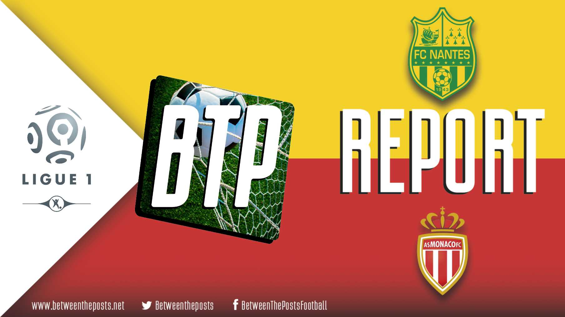 Tactical analysis Nantas FC AS Monaco 0-1 Ligue 1
