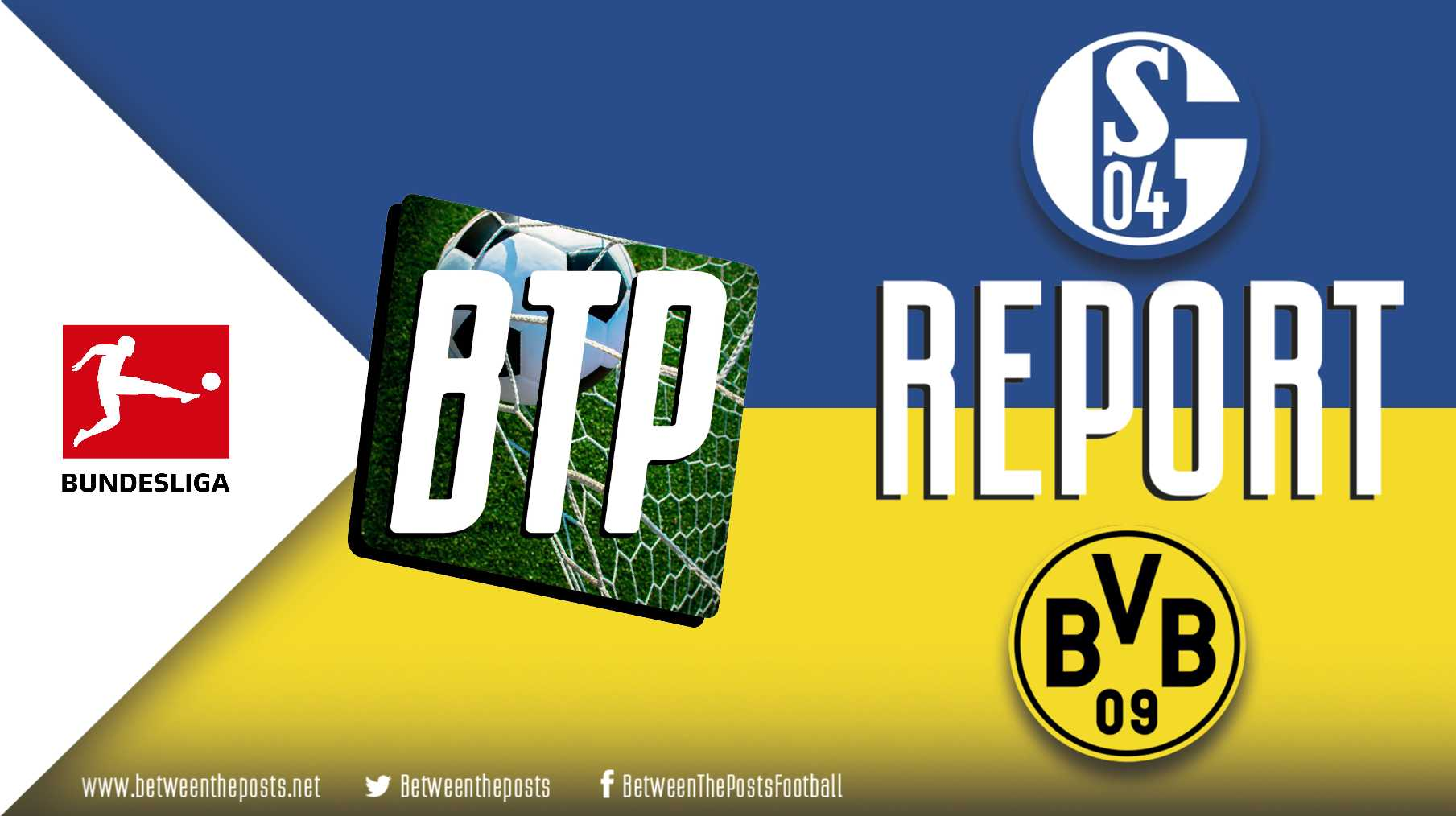 Tactical analysis Schalke 04 Borussia Dortmund 0-0 Bundesliga