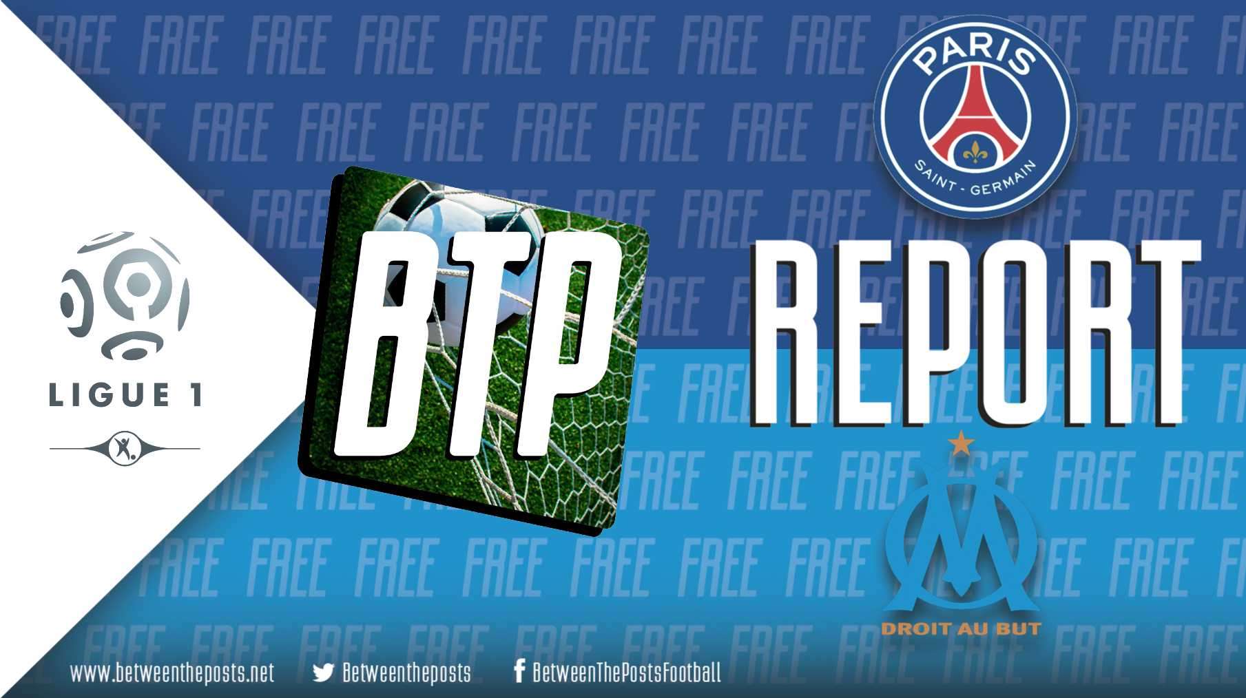 Tactical analysis Paris Saint-Germain Olympique Marseille 4-0 Ligue 1