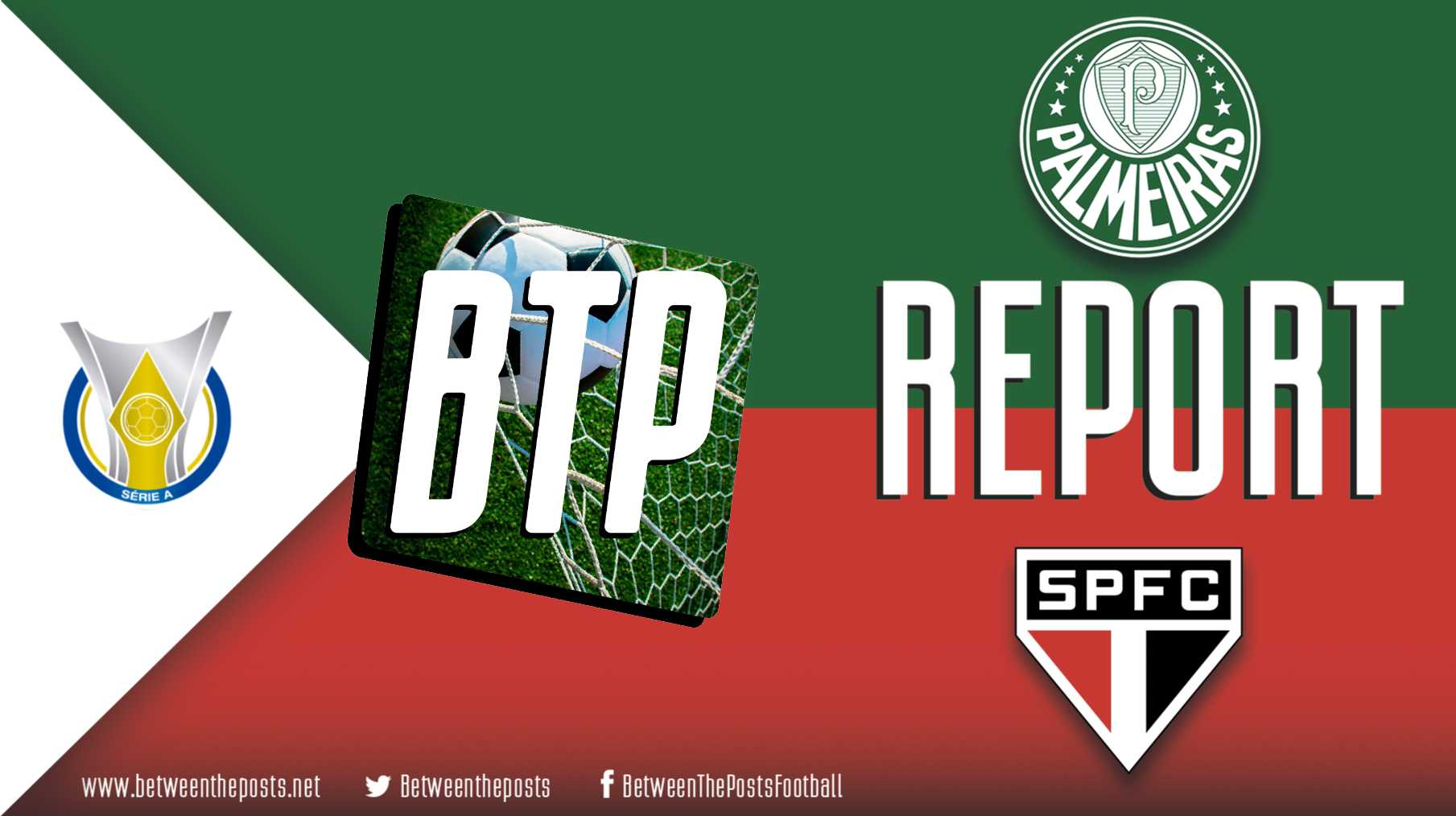 Tactical analysis Palmeiras Sao Paulo 3-0 Brasileiro