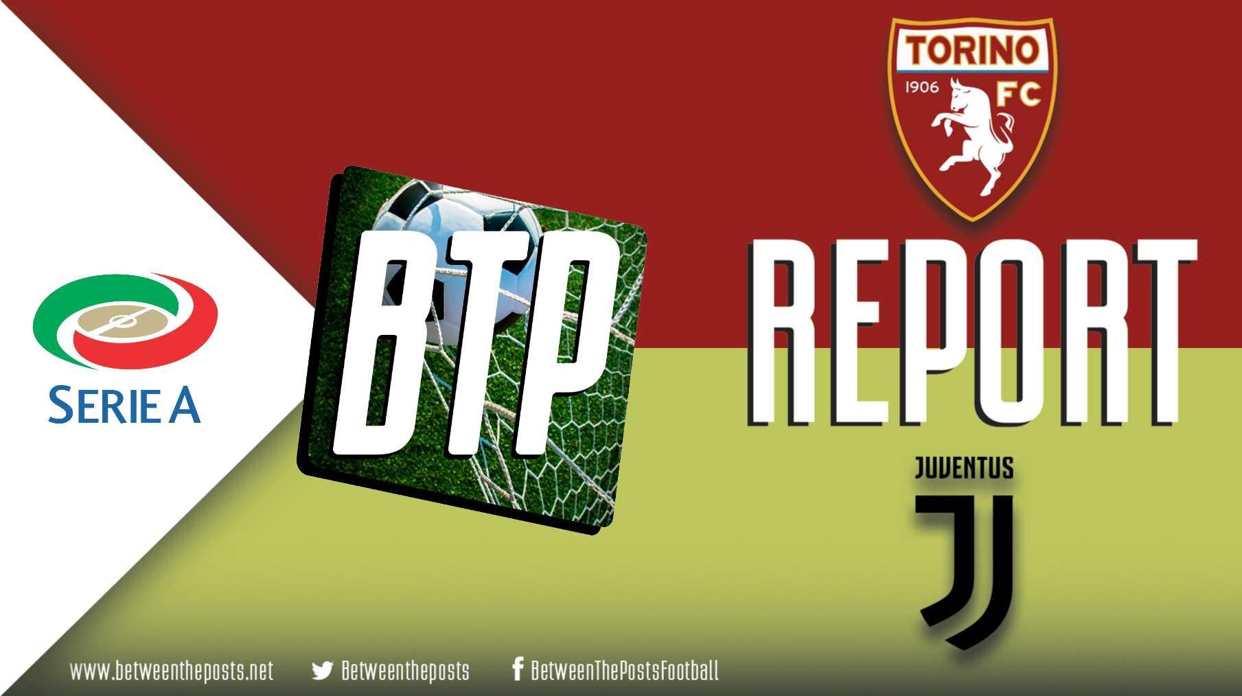 Tactical analysis Torino Juventus 0-1 Serie A
