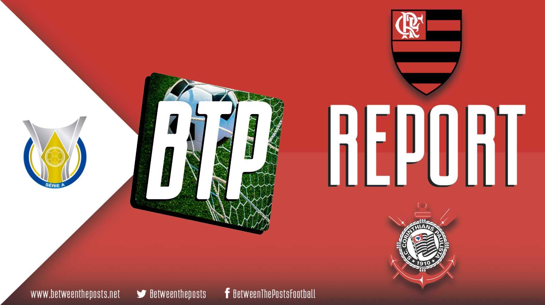 Tactical analysis Flamengo Corinthians 4-1 Brasileiro