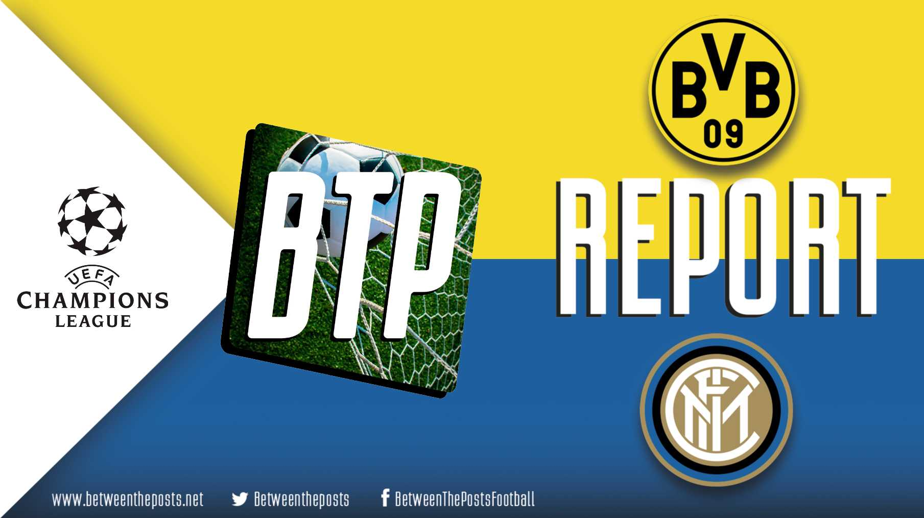 Tactical analysis Borussia Dortmund Internazionale 3-2 Champions League