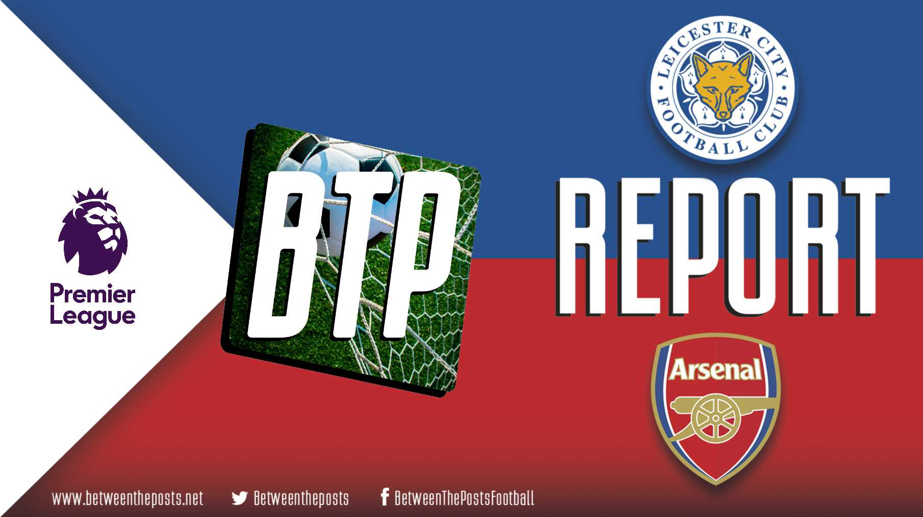 Tactical analysis Leicester City Arsenal 2-0 Premier League