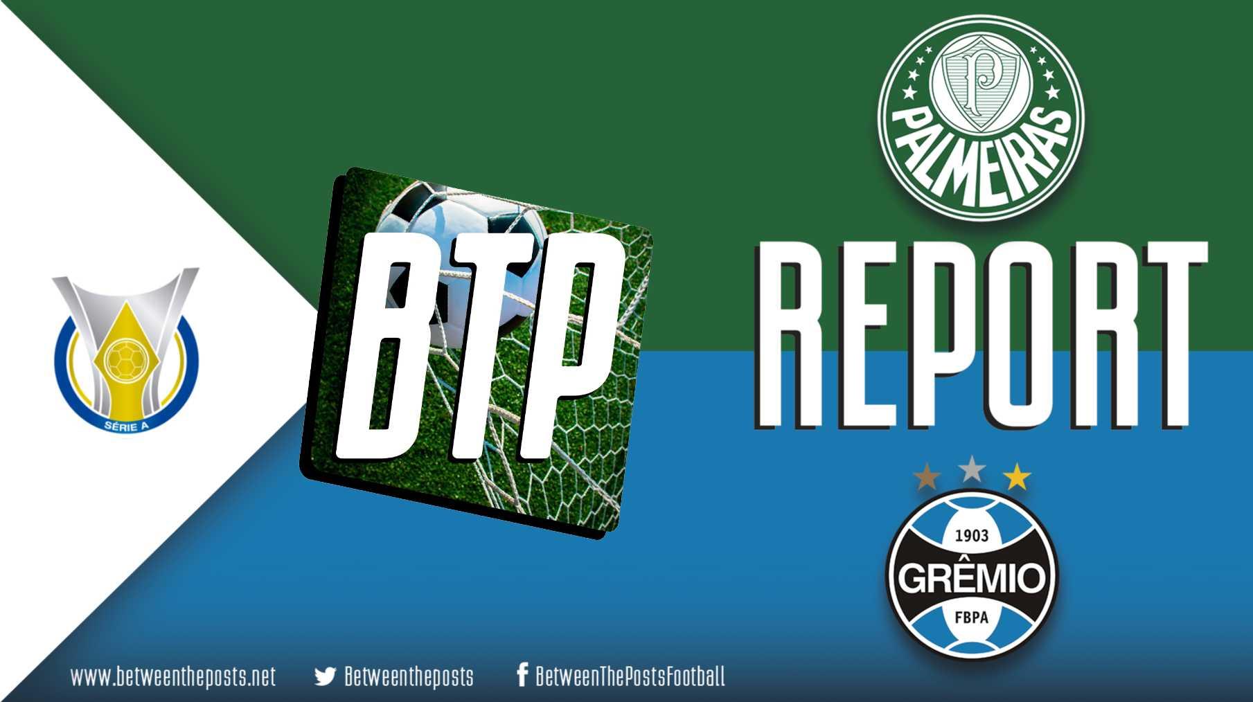Palmeiras - Grêmio