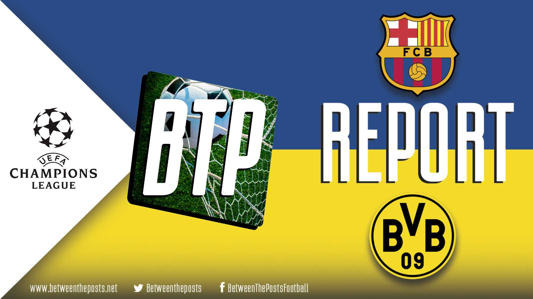 Tactical analysis Barcelona Borussia Dortmund 3-1 Champions League