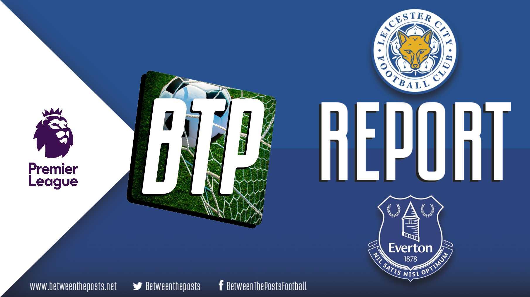 Leicester Everton tactical analysis