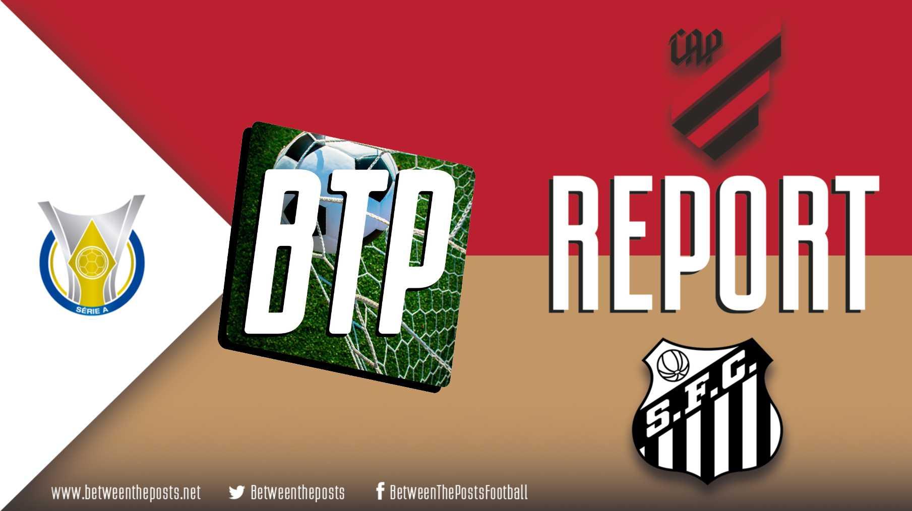Athletico-Paranaense-Santos