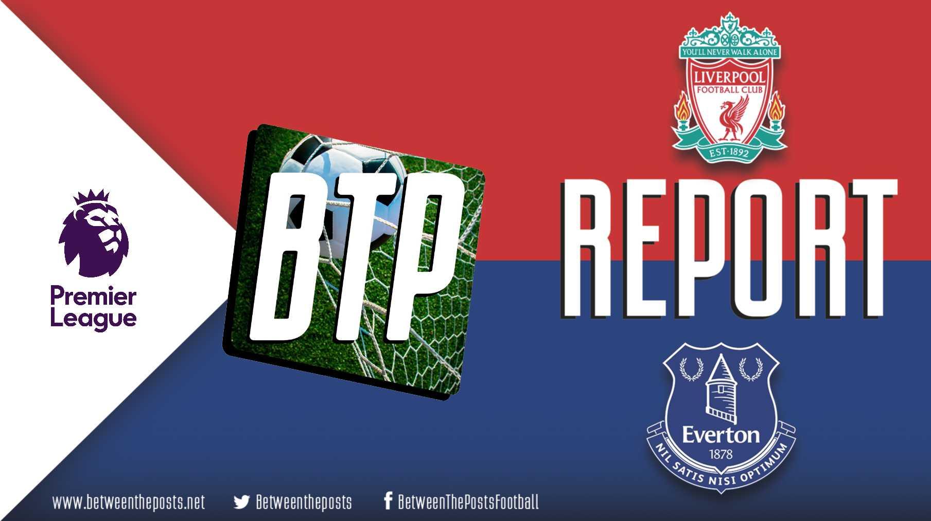 Tactical analysis Liverpool Everton 5-2 Premier League