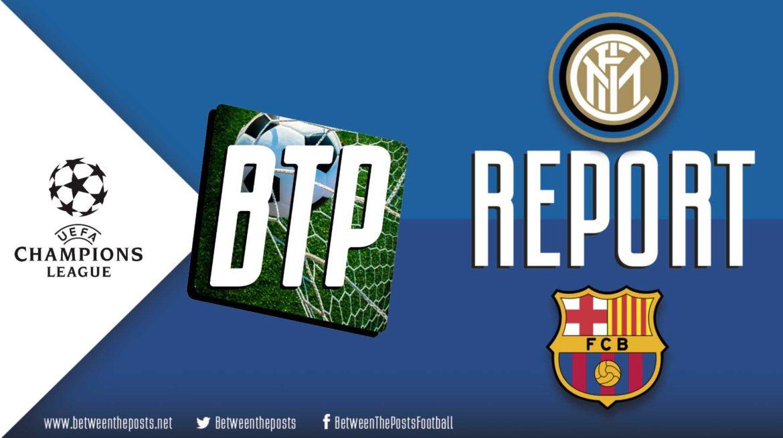 Internazionale – Barcelona: Late Barça Winner Confirms Inter's Champions League Exit (1-2)