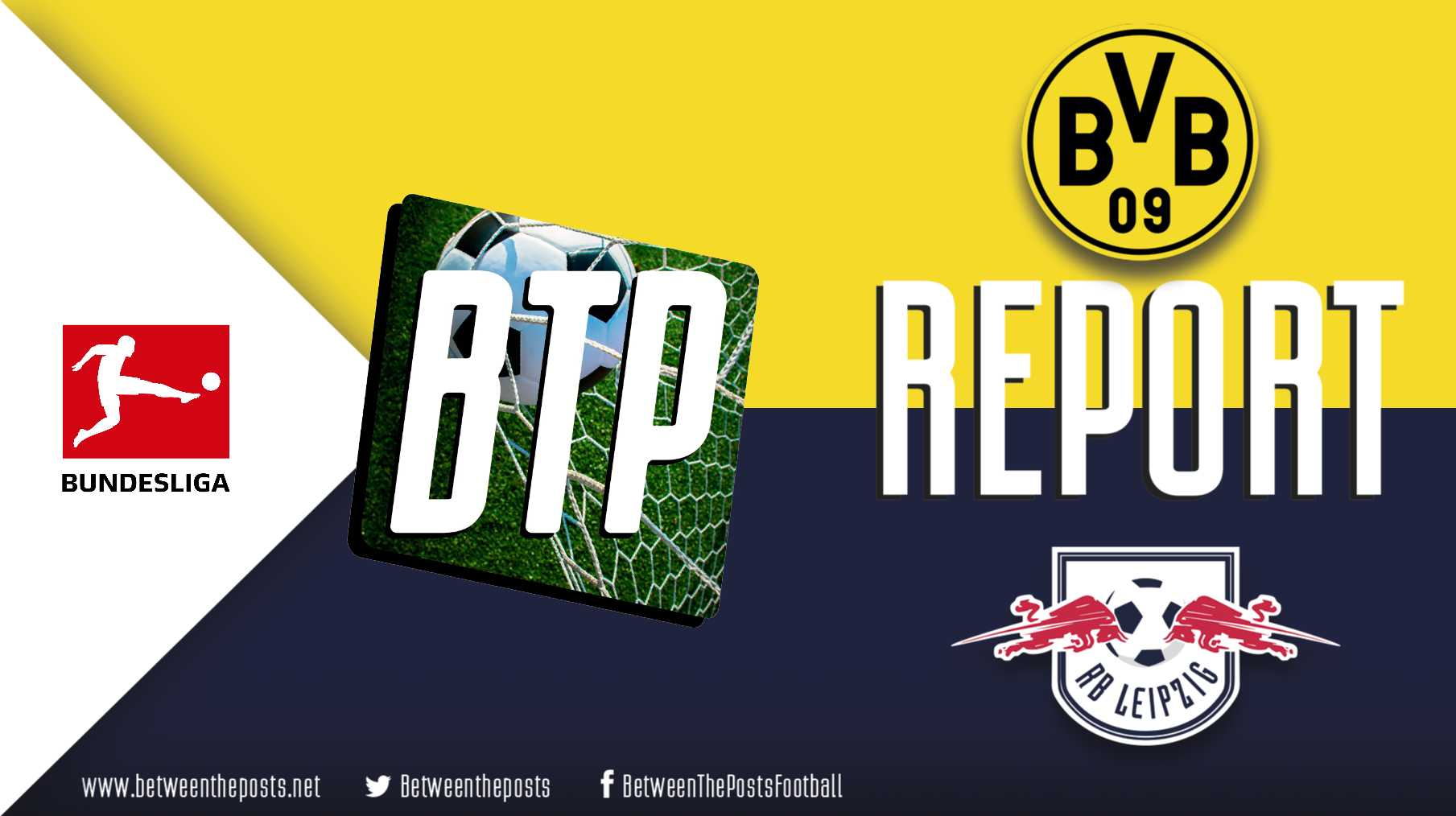 Tactical analysis Borussia Dortmund RB Leipzig 3-3 Bundesliga
