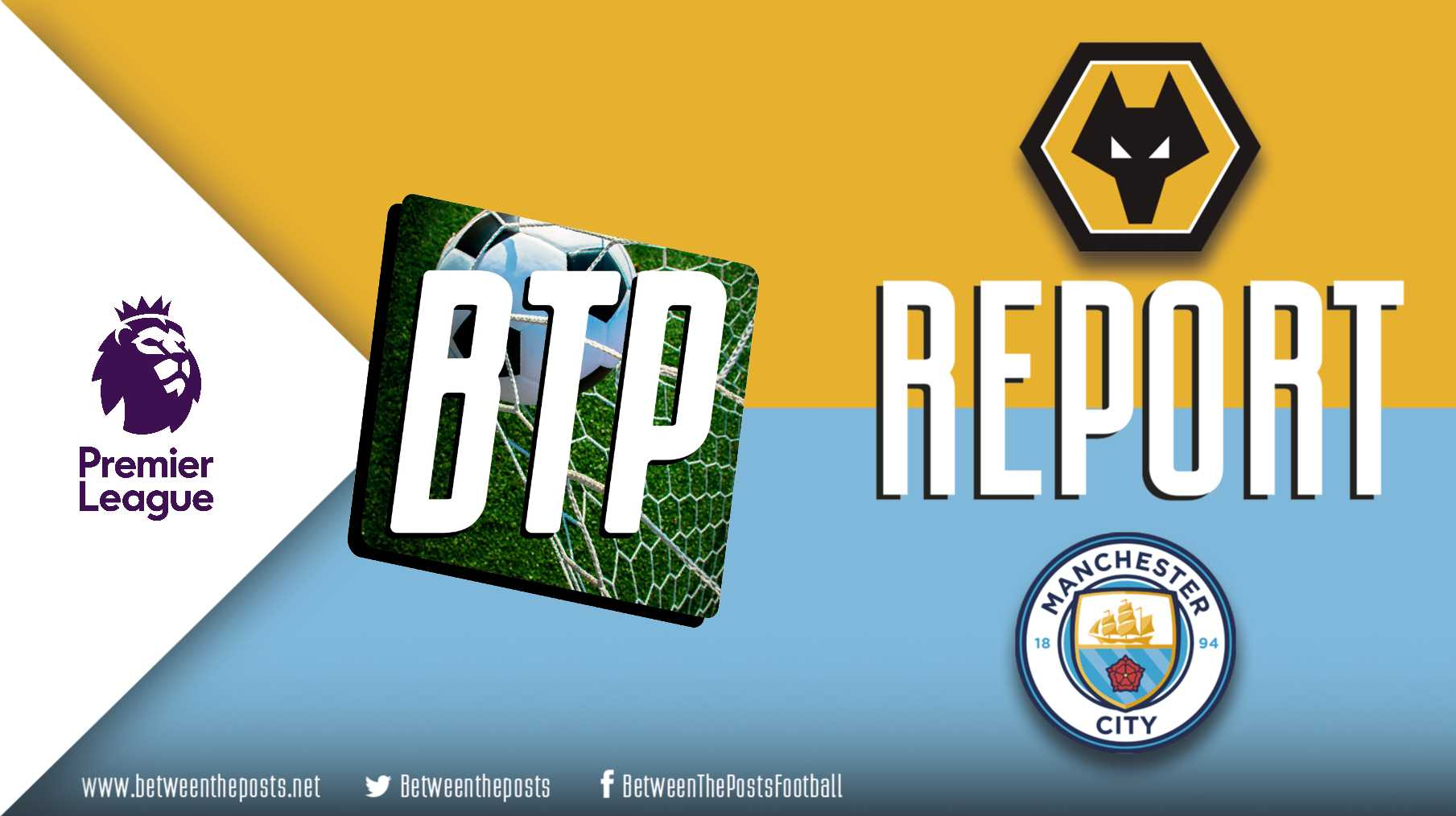 Tactical analysis Wolverhampton Wanderers Manchester City 3-2 Premier League