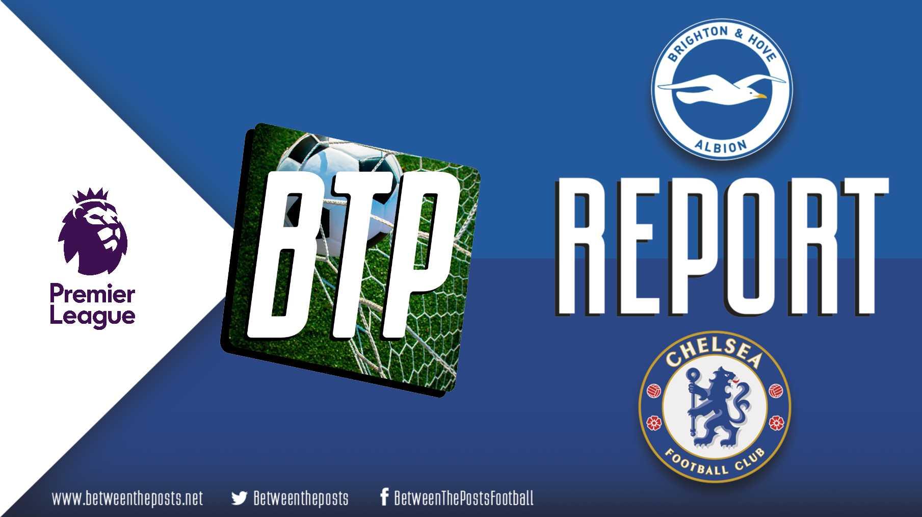 Chelsea Brighton tactics
