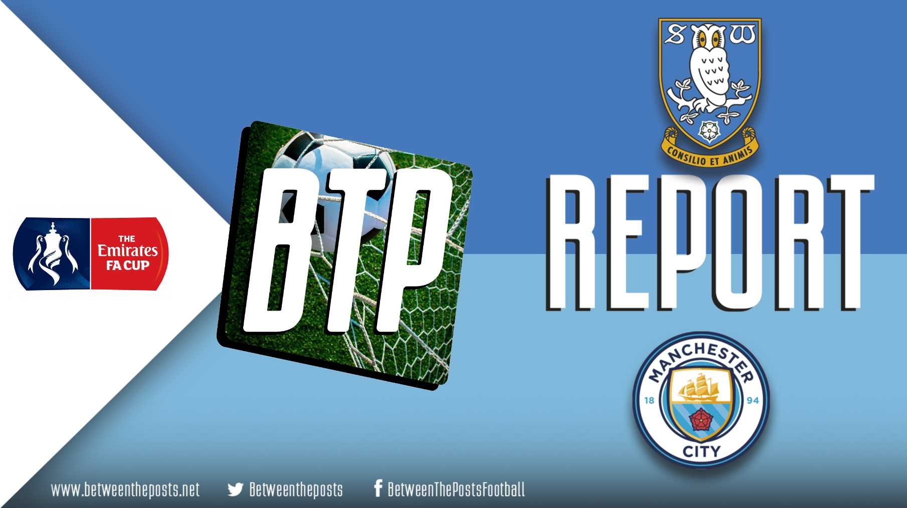 Tactical analysis Sheffield Wednesday Manchester City 0-1 FA Cup