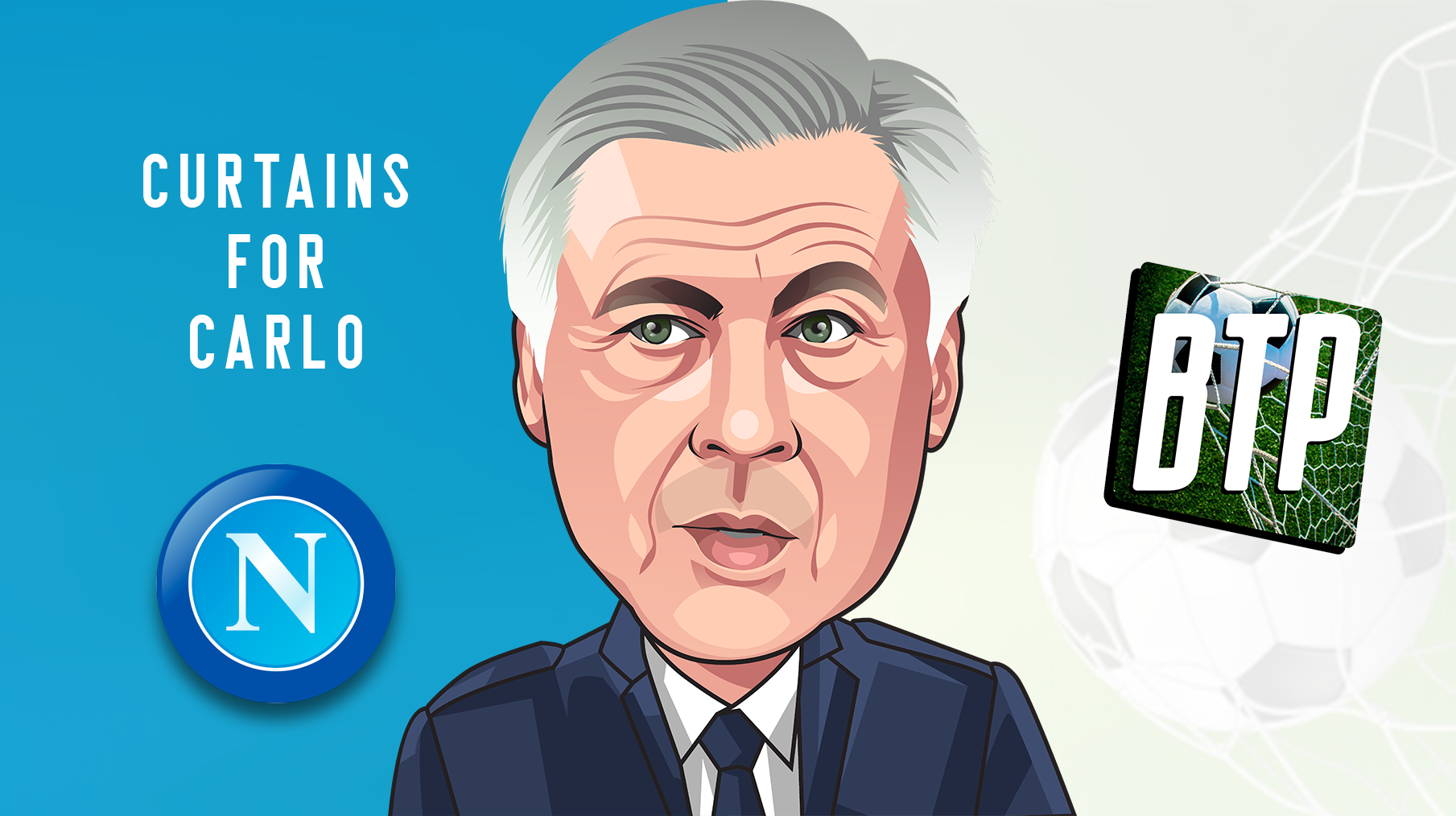 Tactical analysis Napoli Carlo Ancelotti