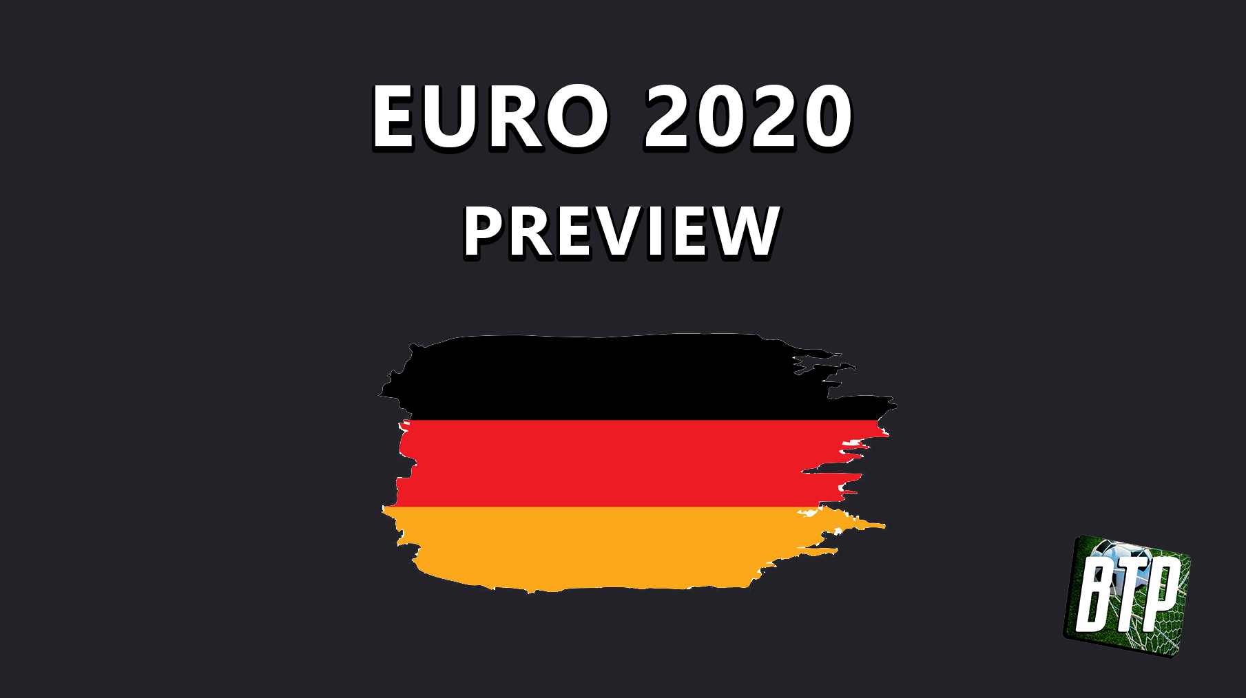 Germany EURO 2020 tactics preview