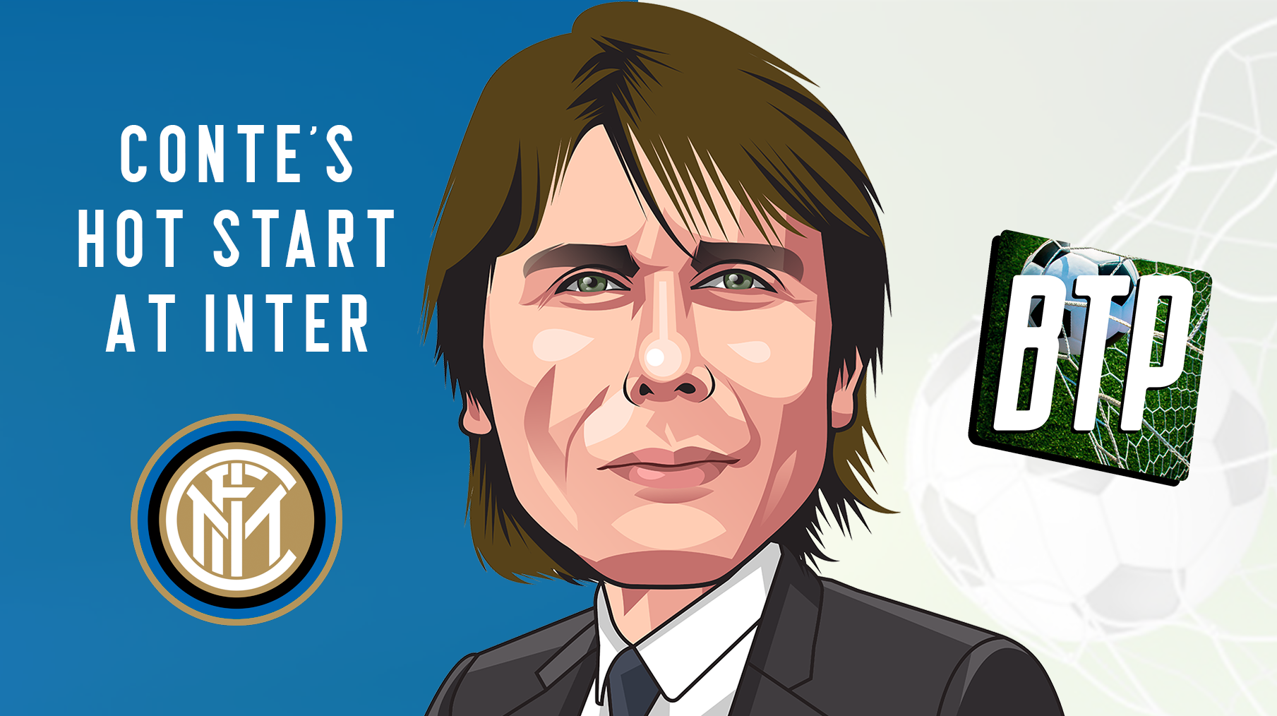 Inter Milan Antonio Conte Tactical Analysis