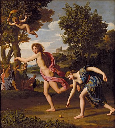 Godess Atalanta